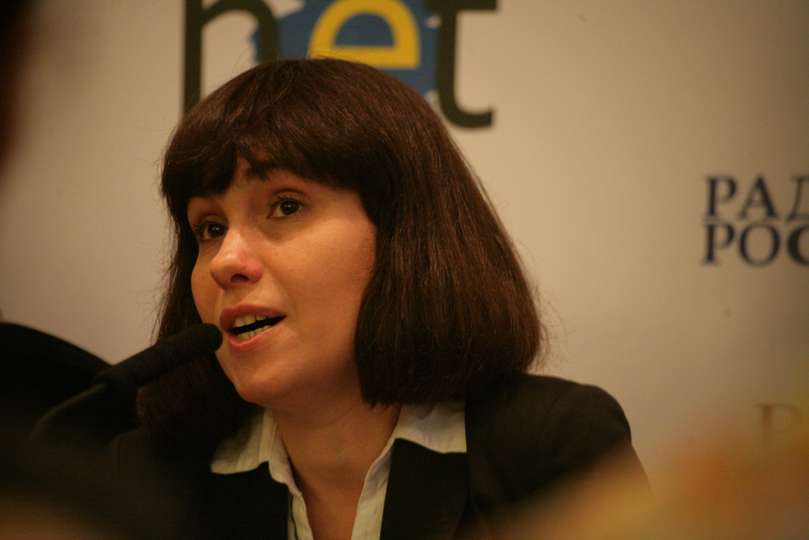 Организатор фестиваля Марина Давыдова