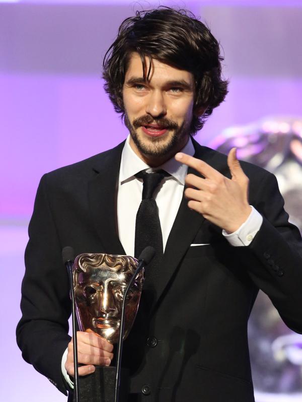 BAFTAS-2013-2013-Ben-Whishaw-CREDIT-BAFTA_STEPHEN-BUTLER