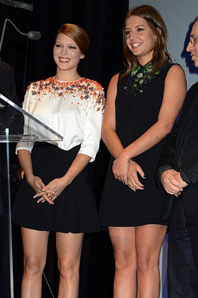 'Les Lumieres 2014' Cinema Awards In Paris