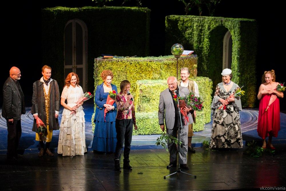 Спектакль LIBERTIN Театра на Малой Бронной