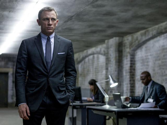 Oscars-James Bond