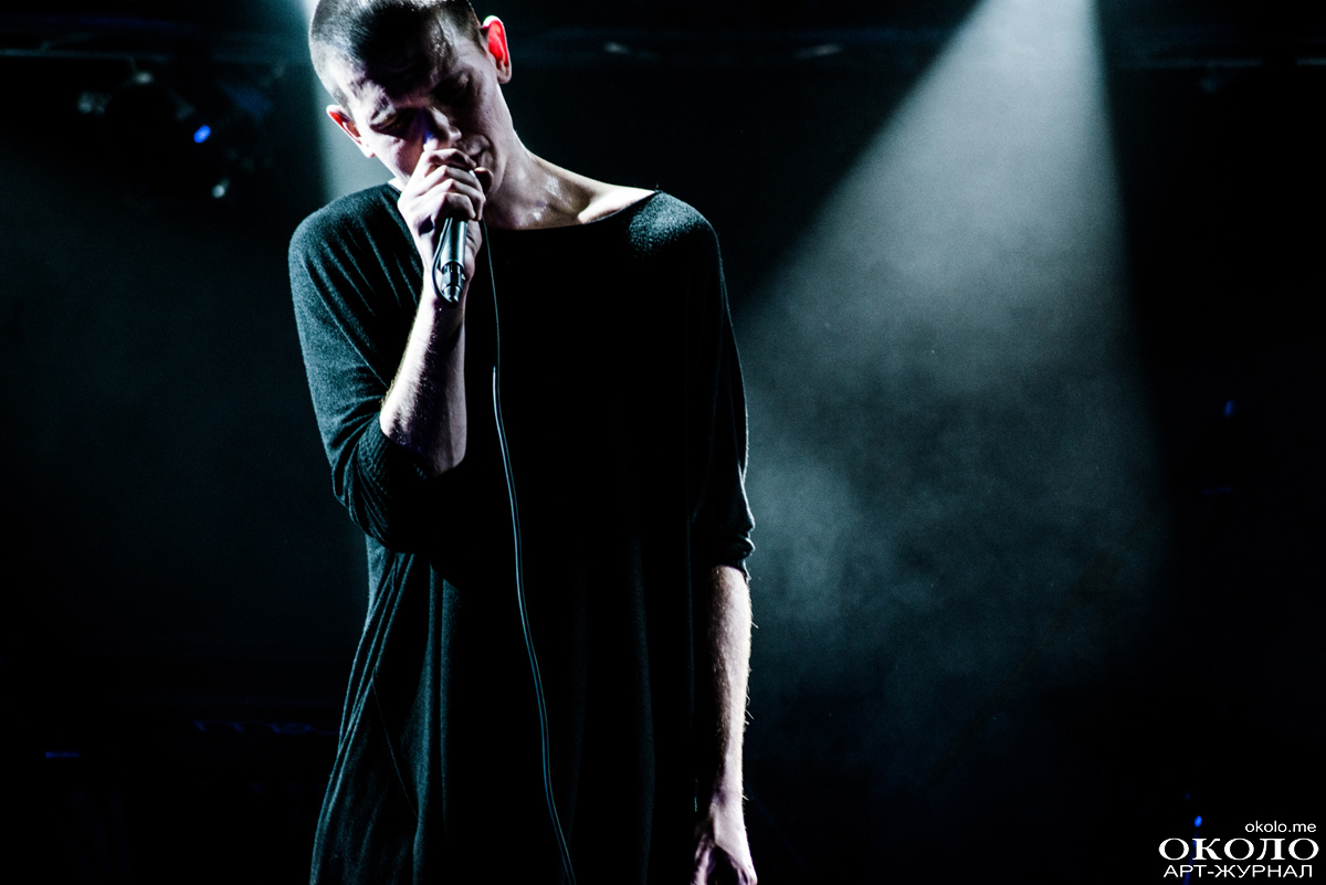 shortparis gig in Zal Ojidania club, St.Petersburg, Russia. 2015-02-26