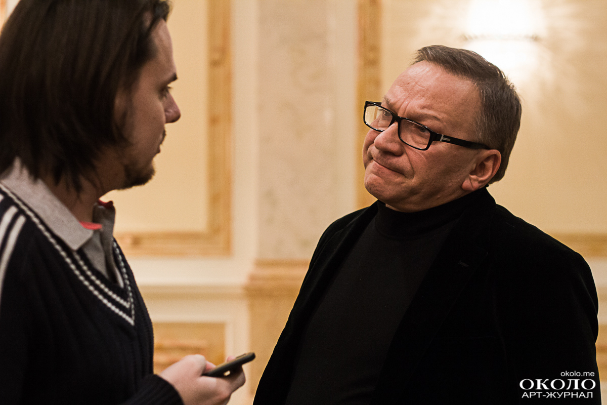 Игорь Угольников, генеральный продюсер фильма, автор идеи