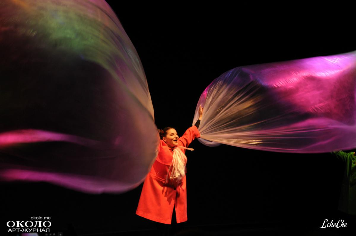 «Где живет ветер?», Театр кукол Республики Карелия