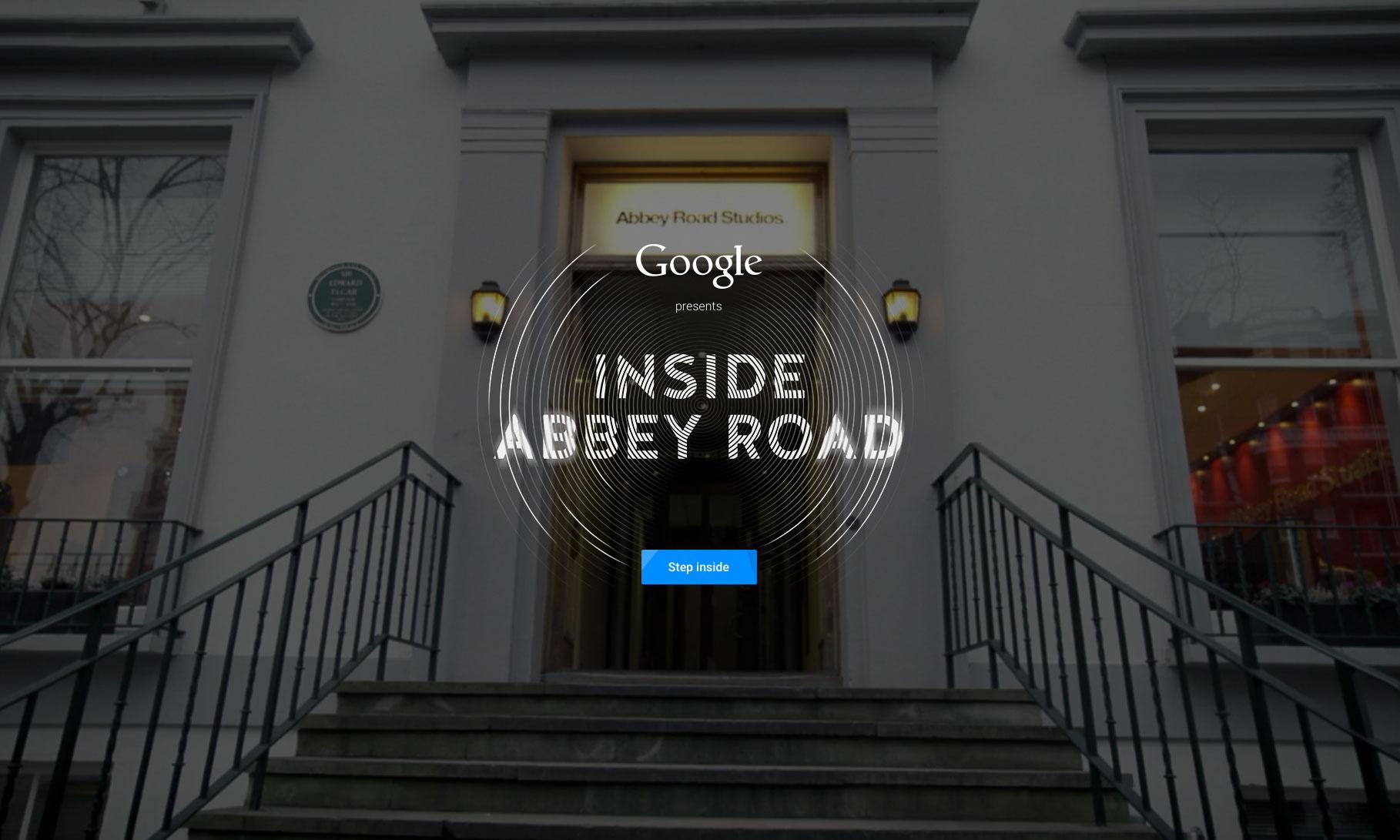 Google Inside Abbey Road