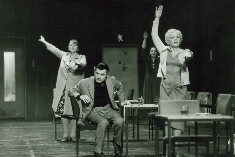 1995 г. «Прикончи европейца», реж. Кристоф Марталер