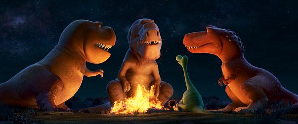 TХороший динозавр