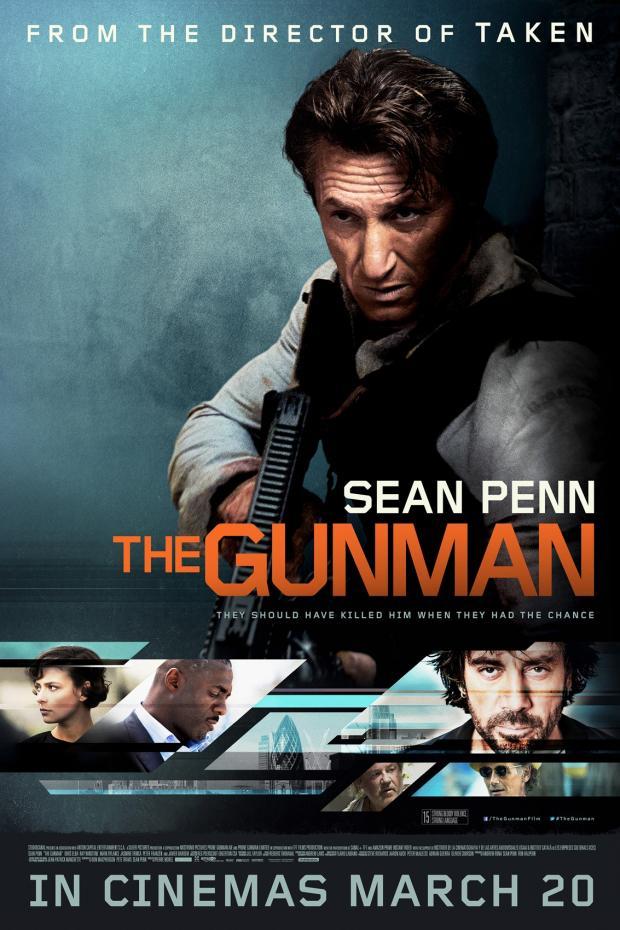the_gunman_poster
