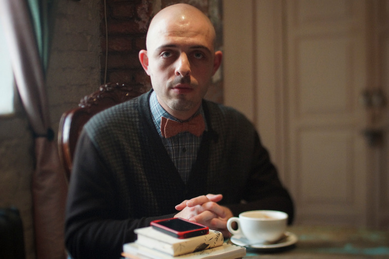 Роман Либеров. Автор фото Антон Володин