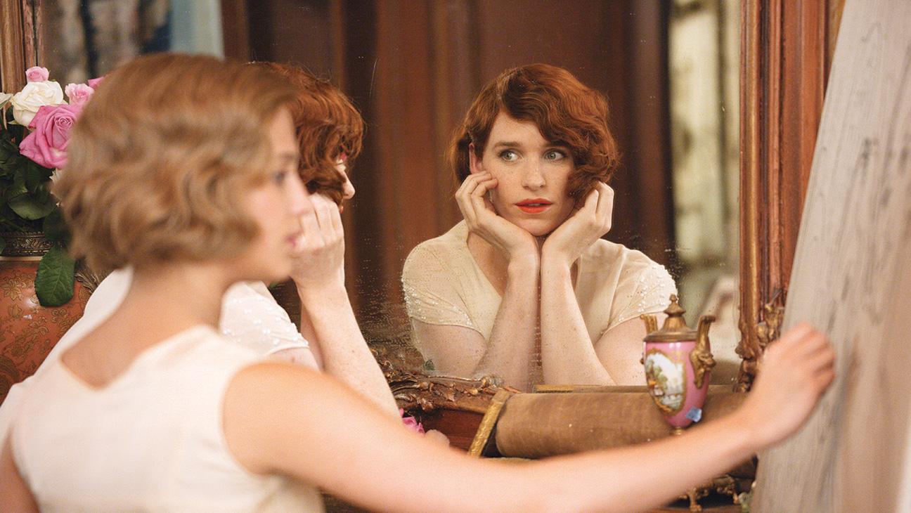 Eddie Redmayne stars as Lili Elbe, in Tom Hooper's THE DANISH GIRL, released by Focus Features. Credit:  Focus Features